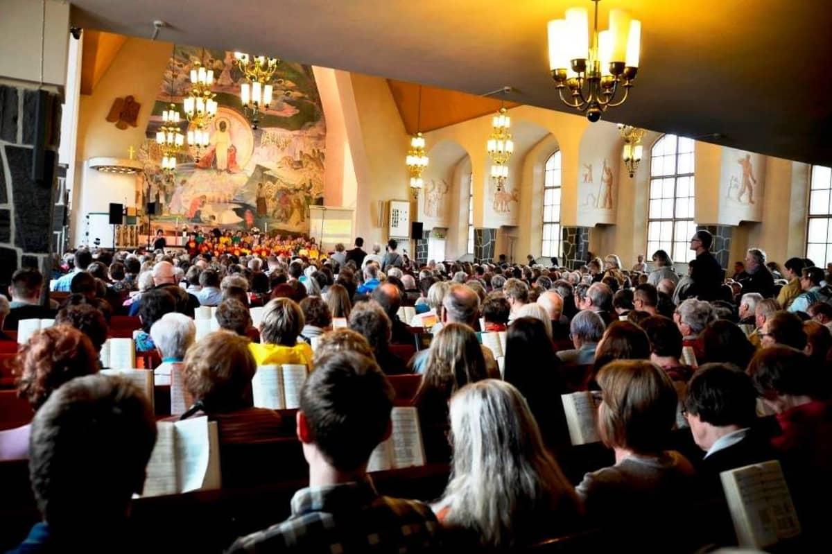 Lähetysseuran valtakunnalliset Lähetysjuhlat Rovaniemellä 2015