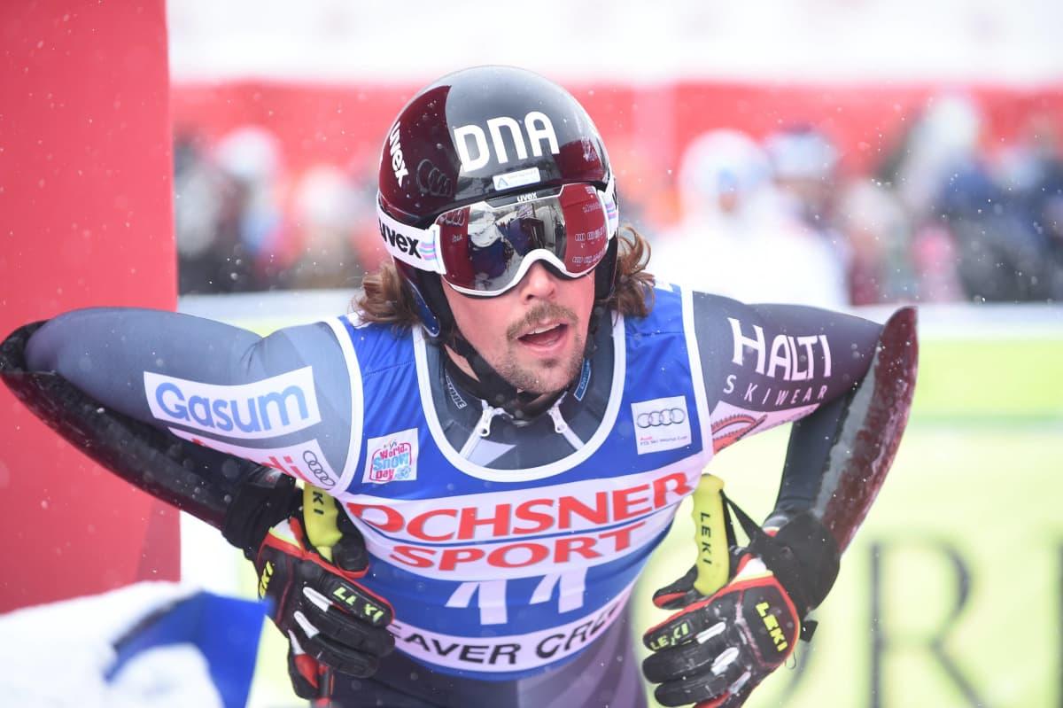 Andreas Romar.