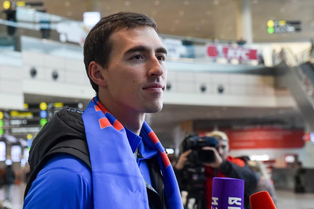 Sergei Shubenkov kuvassa