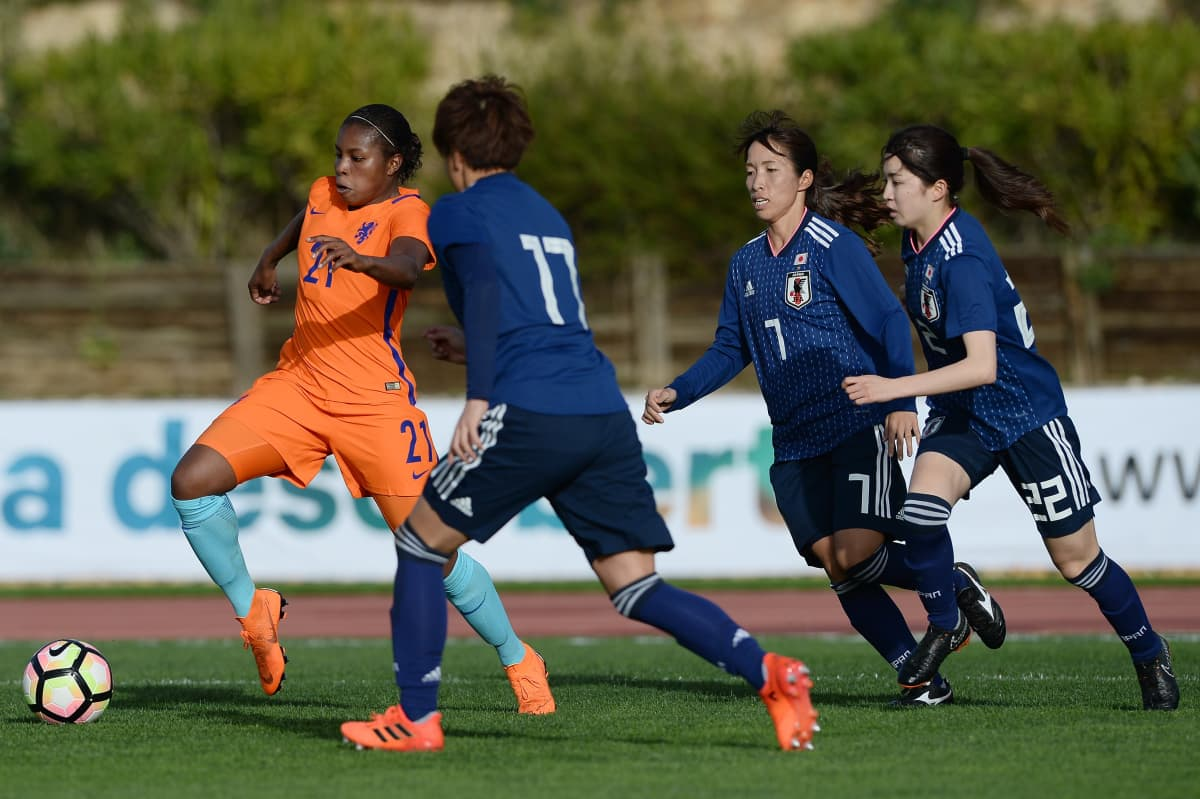 Japanin naisten jalkapallomaajoukkue