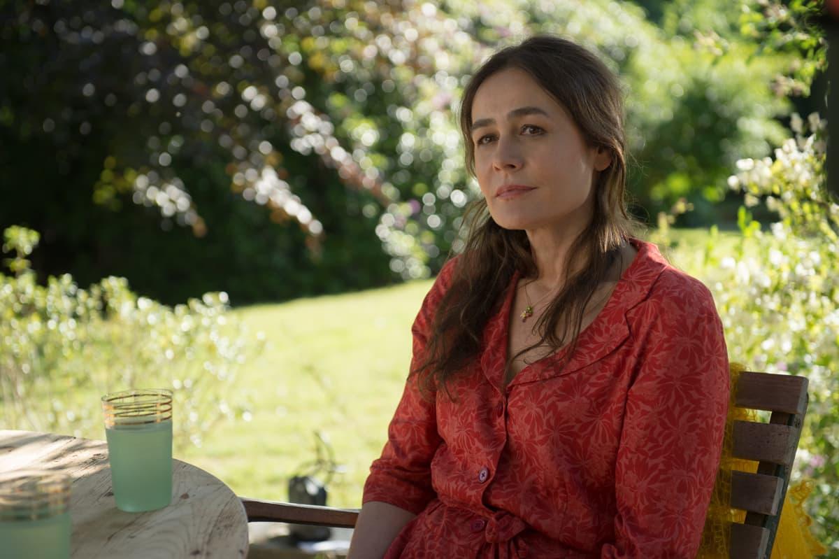 The Beautiful Days of Aranjuez elokuvan naispääosan esittäjä Sophie Semin.