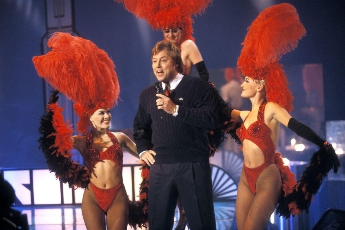 Danny esiintymässä vuonna 1993.