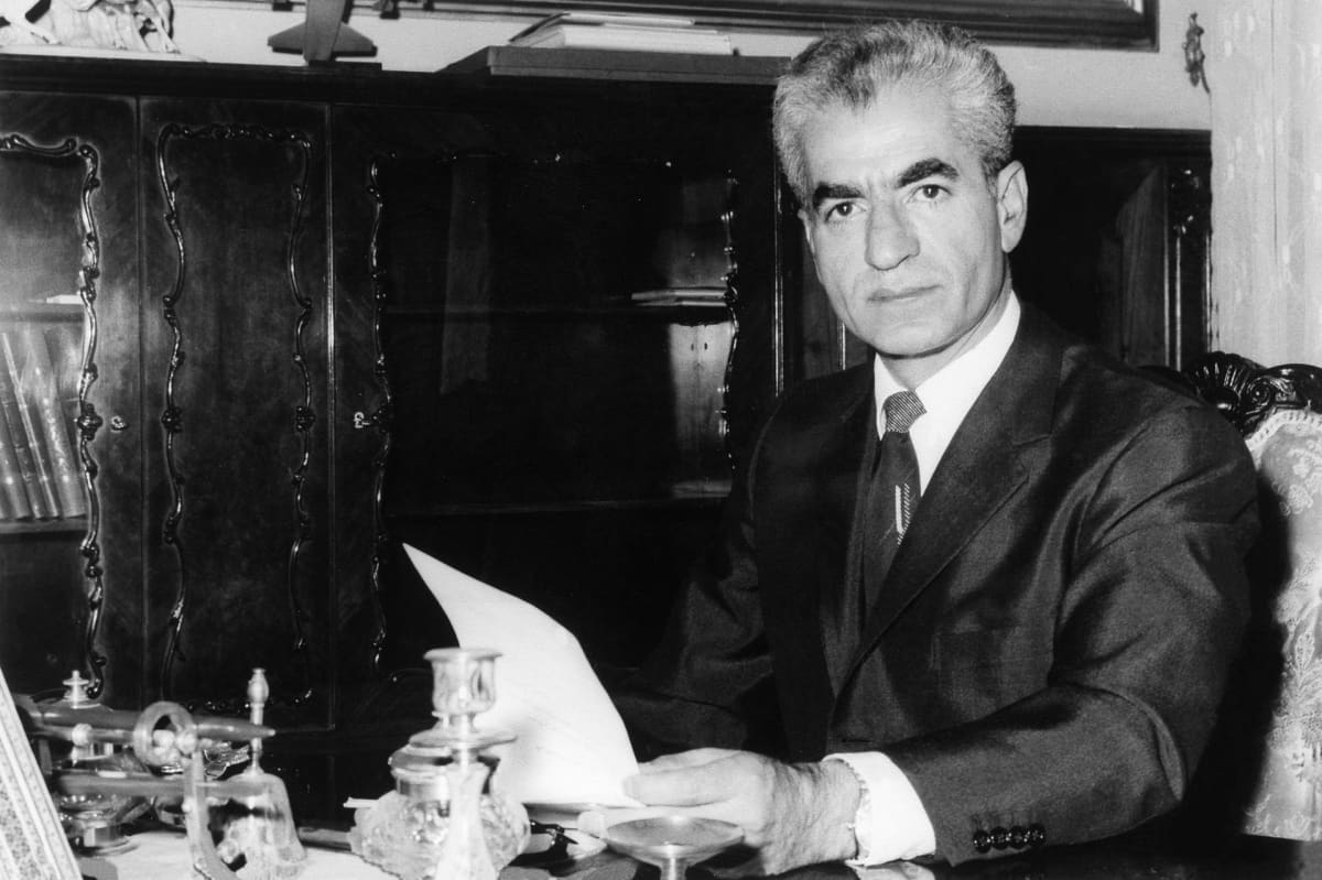 Iranin šaahi, Mohammad Reza Pahlavi