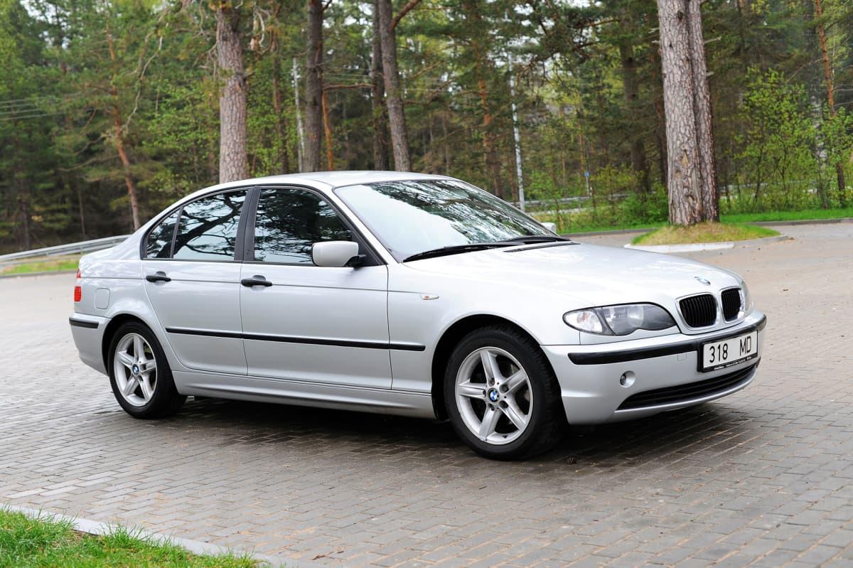 BMW 3-sarjan auto.