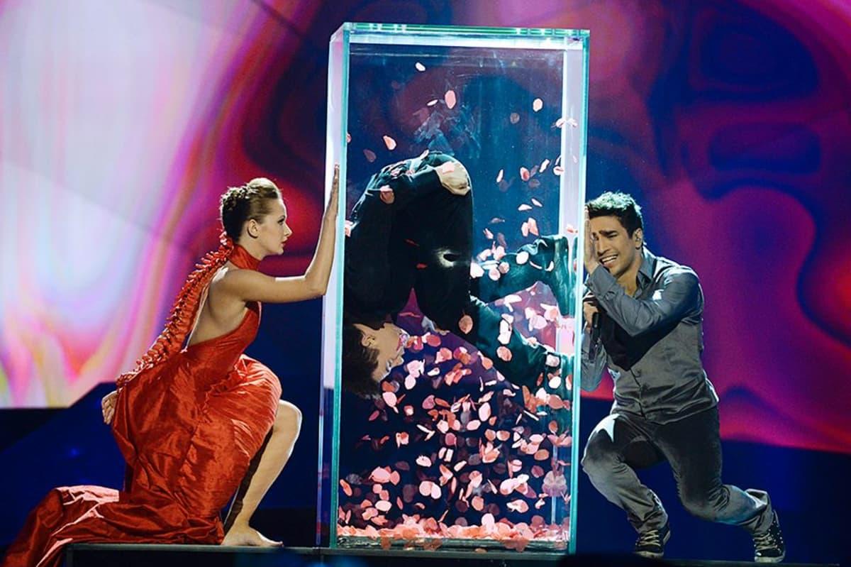 Euroviisut 2013 esitys.