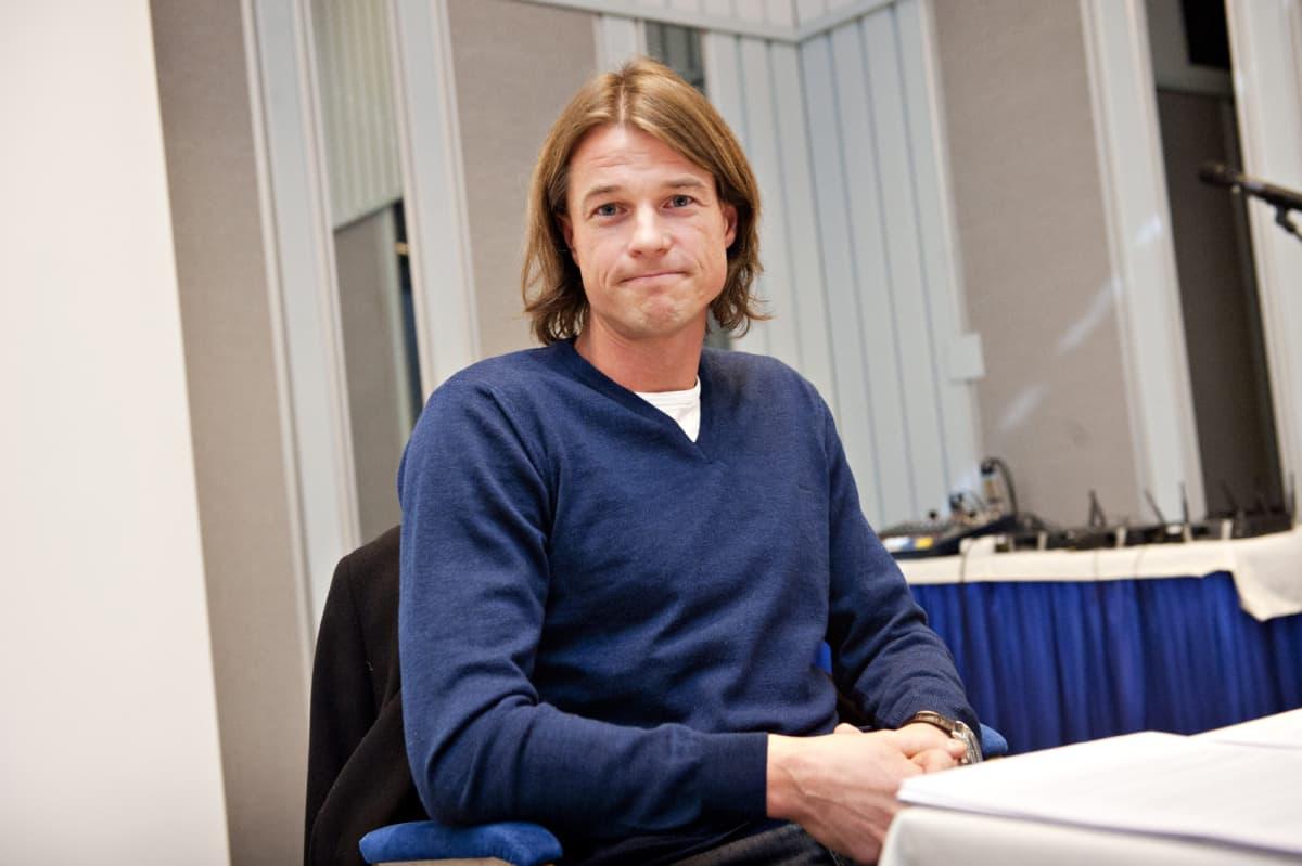 Mika Lehkosuo.