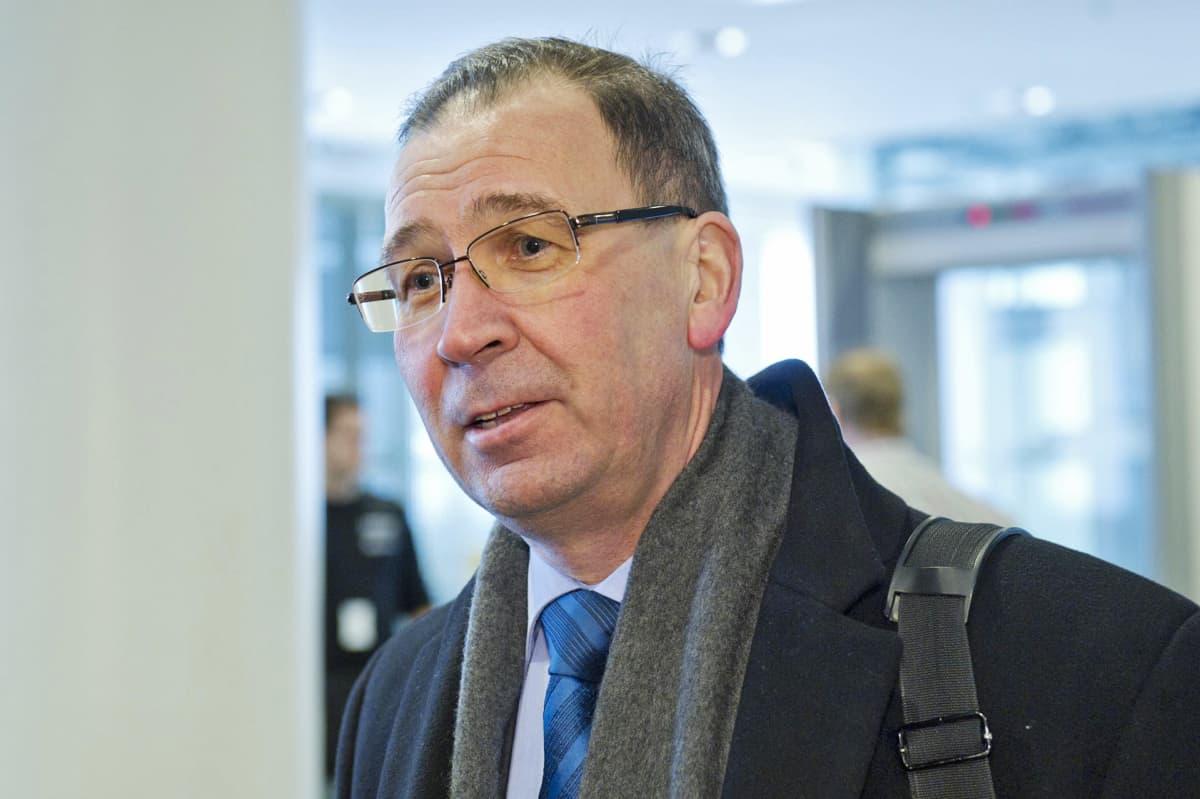 Jukka Rappe.