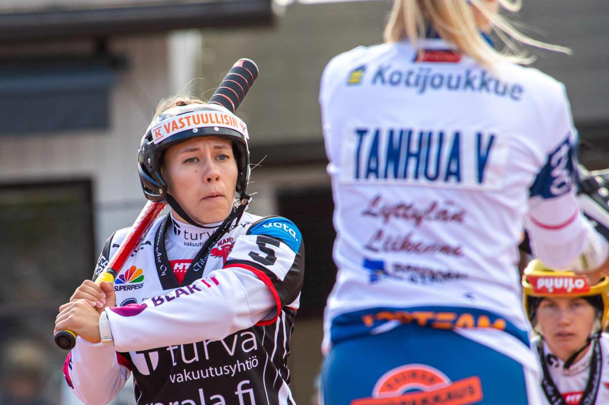 Emma Sallinen, Manse PP.
