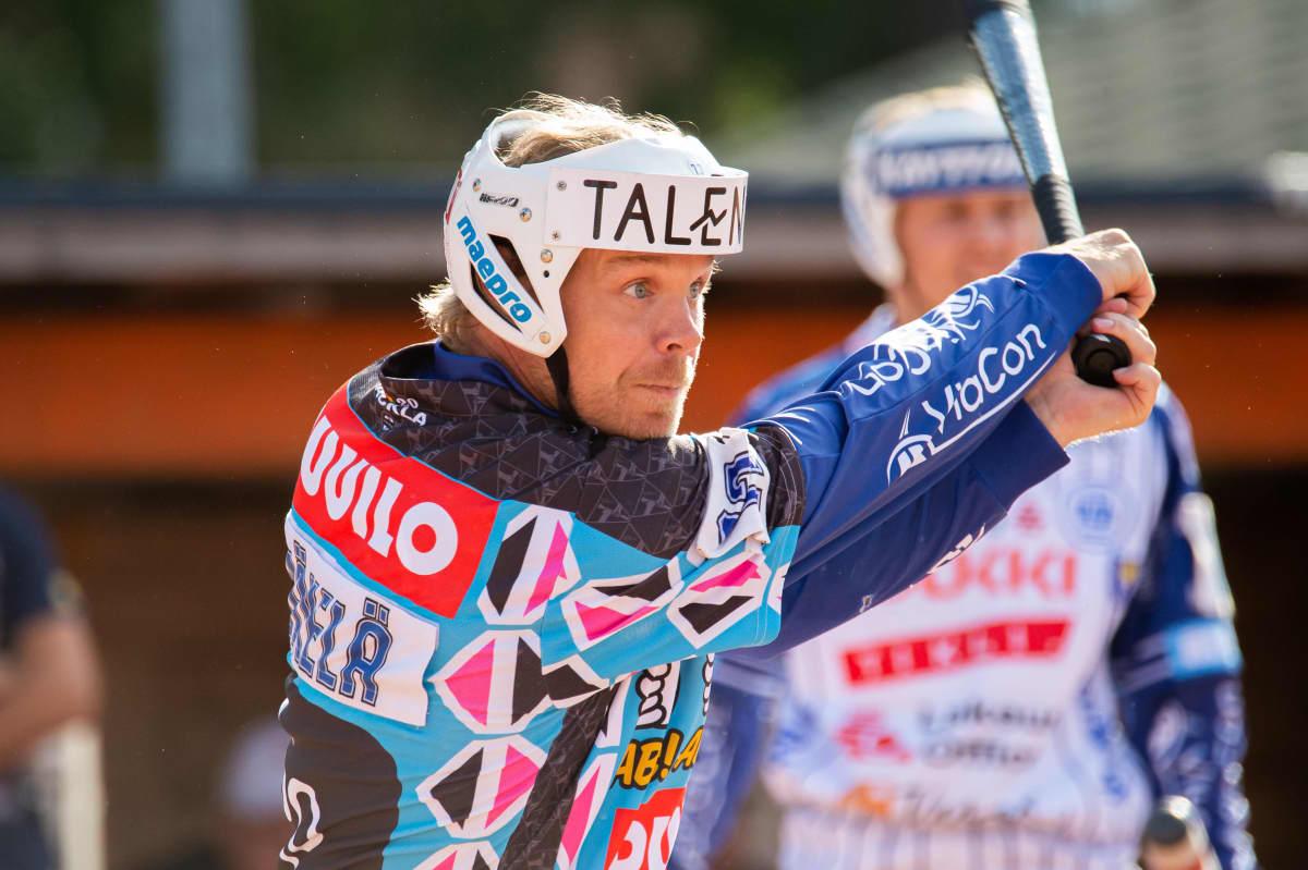 Janne Mäkelä.