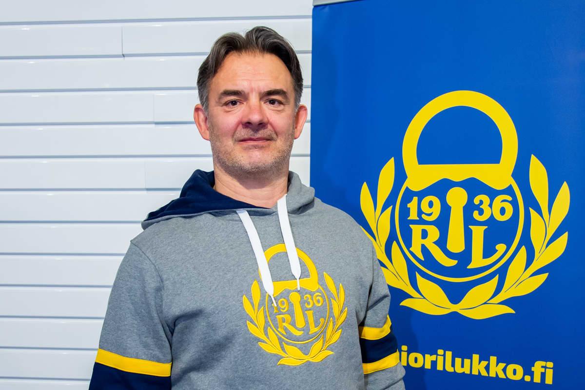 Mikael Kotkaniemi.