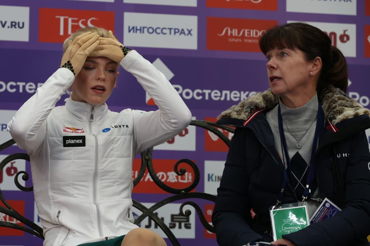 Emmi Peltonen Sirkka Kaipio