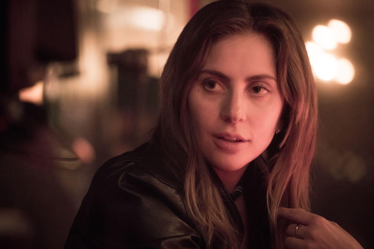 Lady Gaga i A Star is Born.