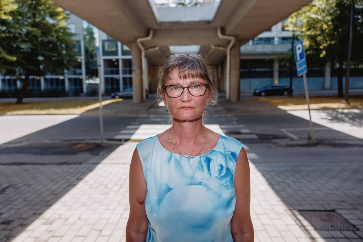 Nuorisotutkimusseuran tutkimuspäällikkö Tuuli Pitkänen.