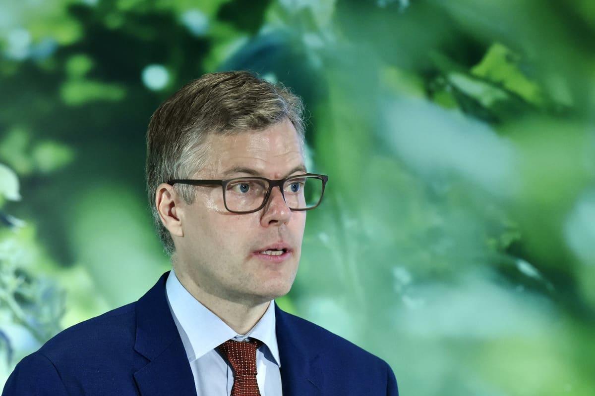 Kuvassa on Markus Rauramo.