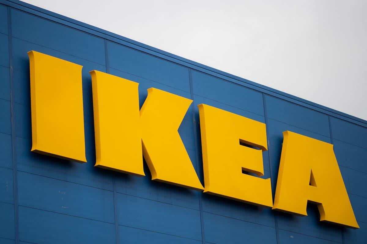 Ikean kyltti Ranskassa.