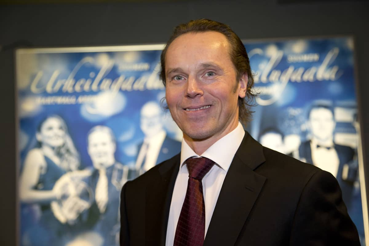 SM-liigan toimitusjohtaja Kimmo Rannisto