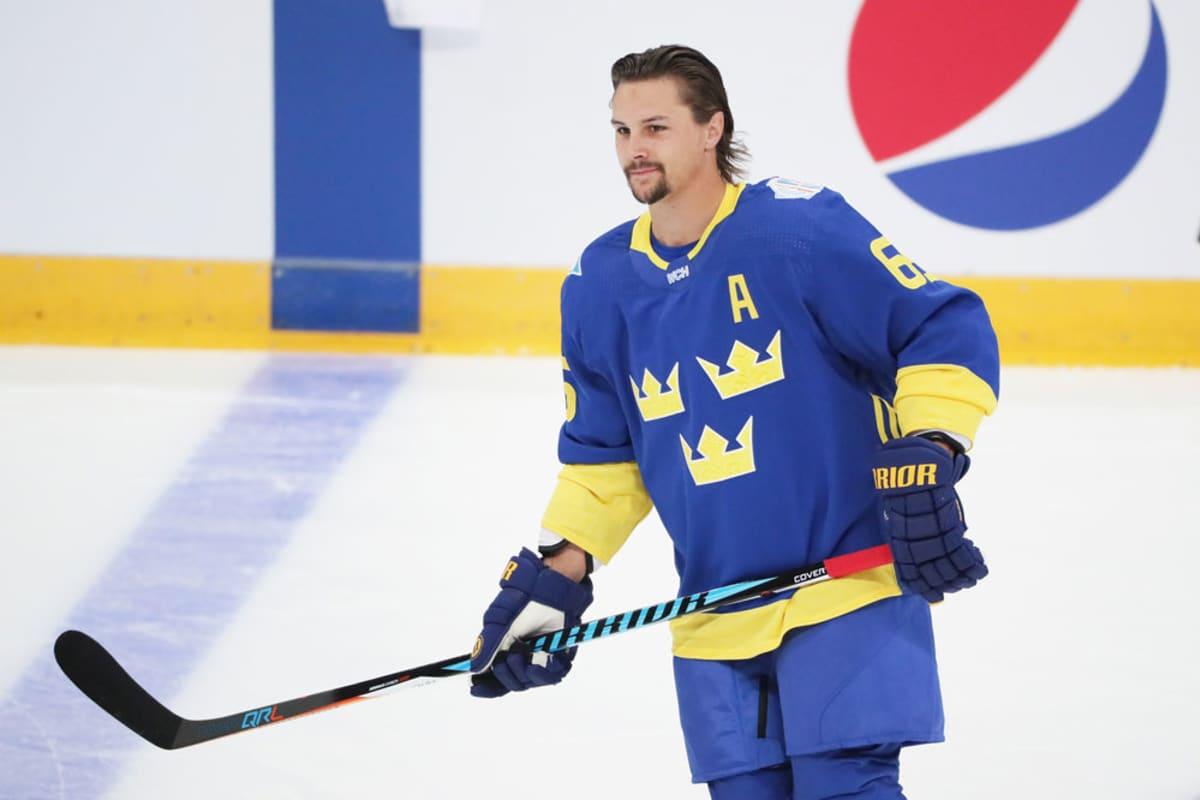 Ruotsin Erik Karlsson