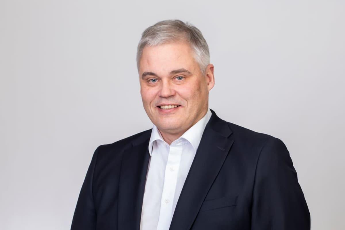 HKScanin vientijohtaja Juha Ruohola.