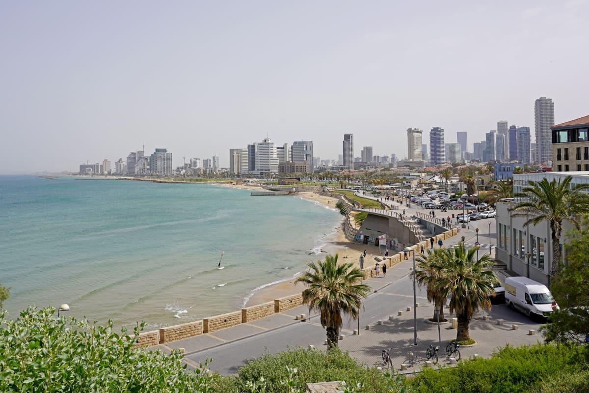 Euroviisuilla Tel Aviv haluaa vahvistaa imagoaan vapaamielisenä rantalomakaupunkina.