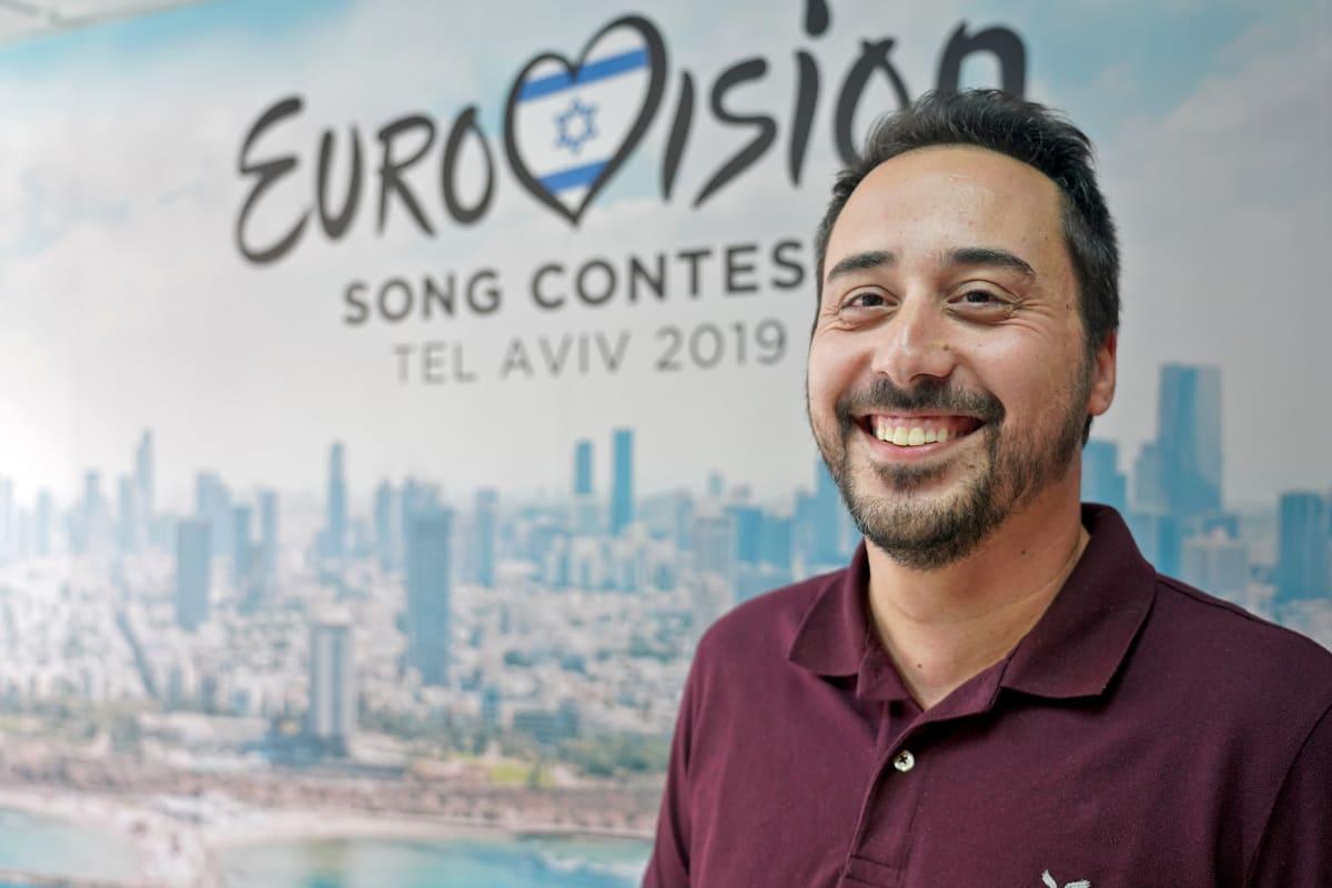 Tel Avivissa on paljon hauskempaa kuin Jerusalemissa, lupaa Tel Avivin matkailuviraston apulaisjohtaja Lior Meyer.