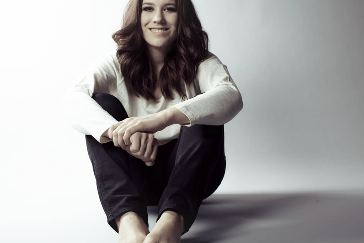 Pernilla Karlsson Suomen Euroviisuedustaja 2012
