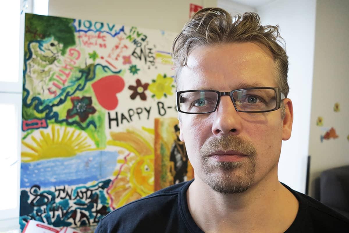 Juha Kröger.