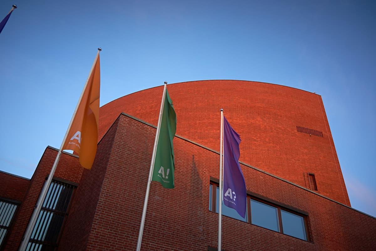 Aalto-yliopisto.