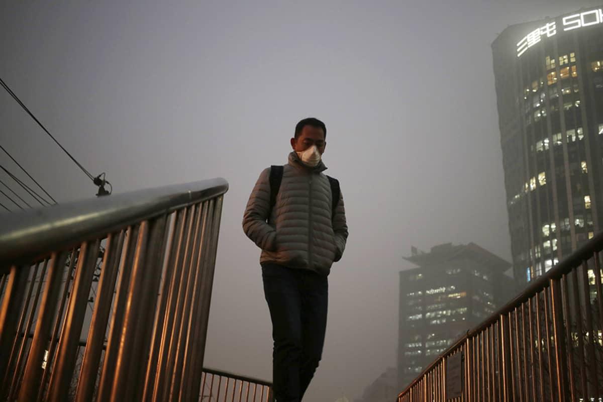 Savusumua Pekingissä