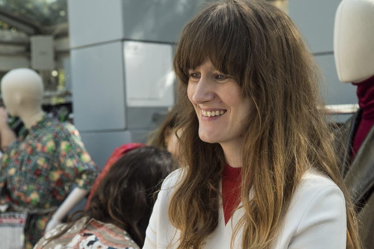 Suunnittelija Elina Määttänen sai viime vuoden Hyères-suunnittelukilpailussa kaksi kunniamainintaa.