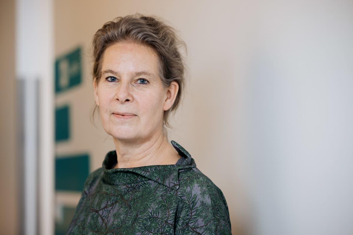 THL:n ylilääkäri Hanna Nohynek.