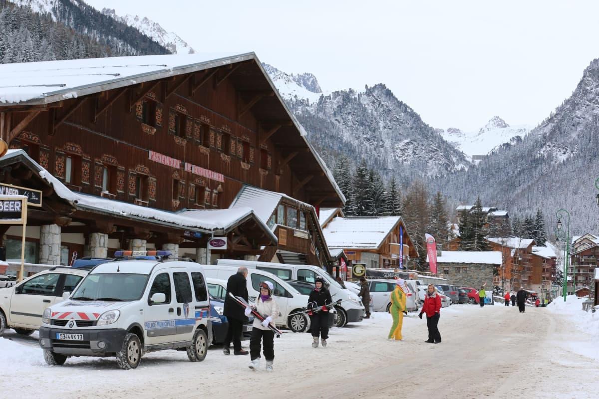 Ranskan Alpit