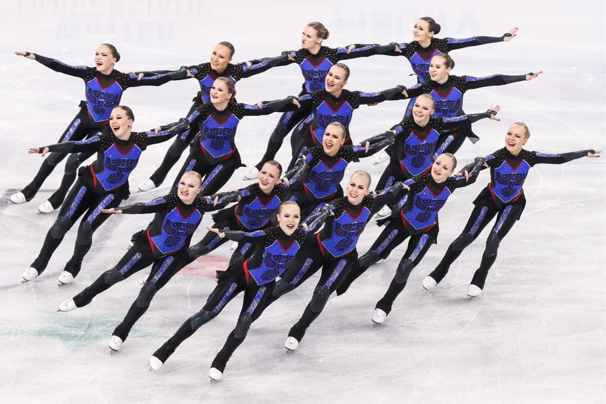 Marigold Ice Unity of Finland
