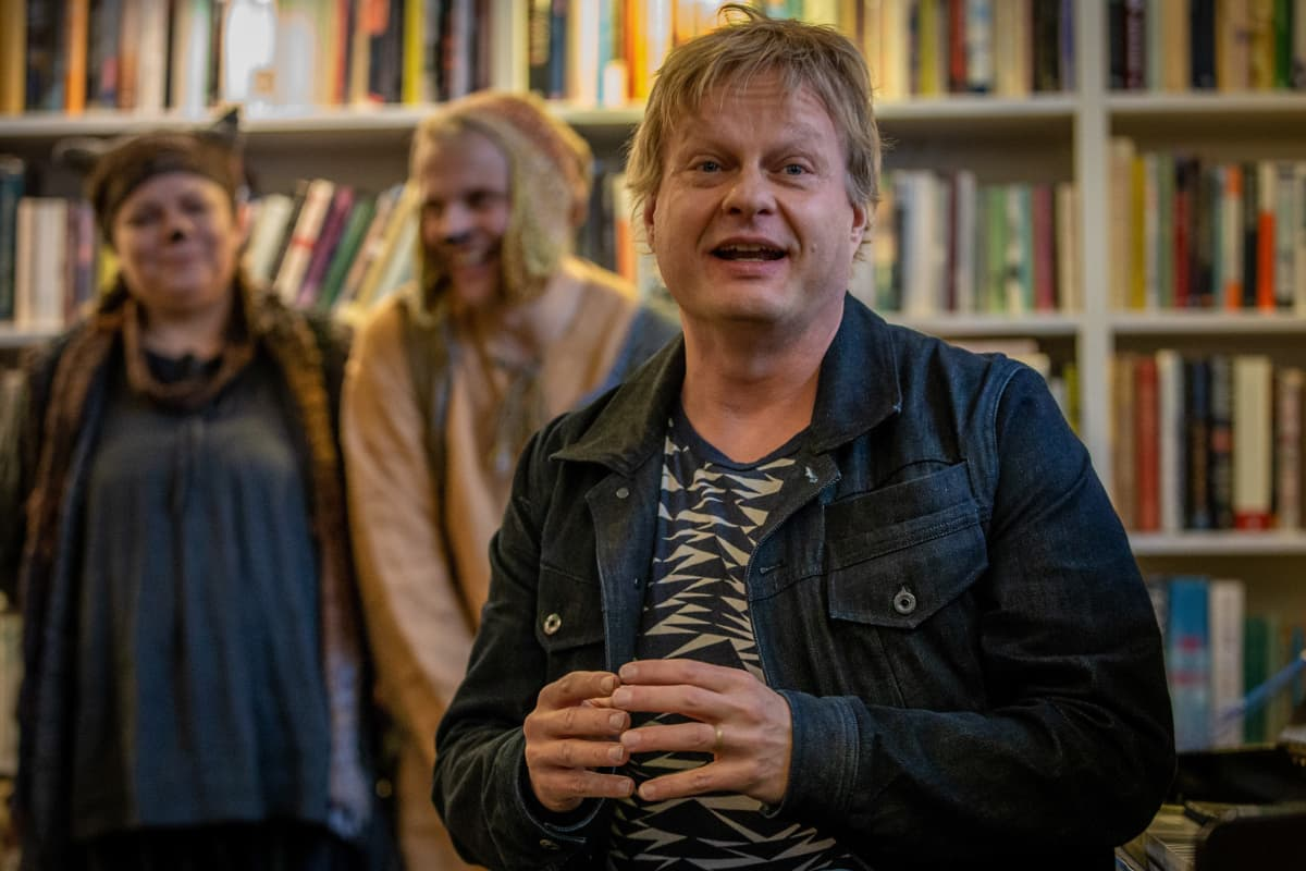 Iiro Rantala Joulukalenteri: Maukan ja Väykän ensimmäinen joulu 2018