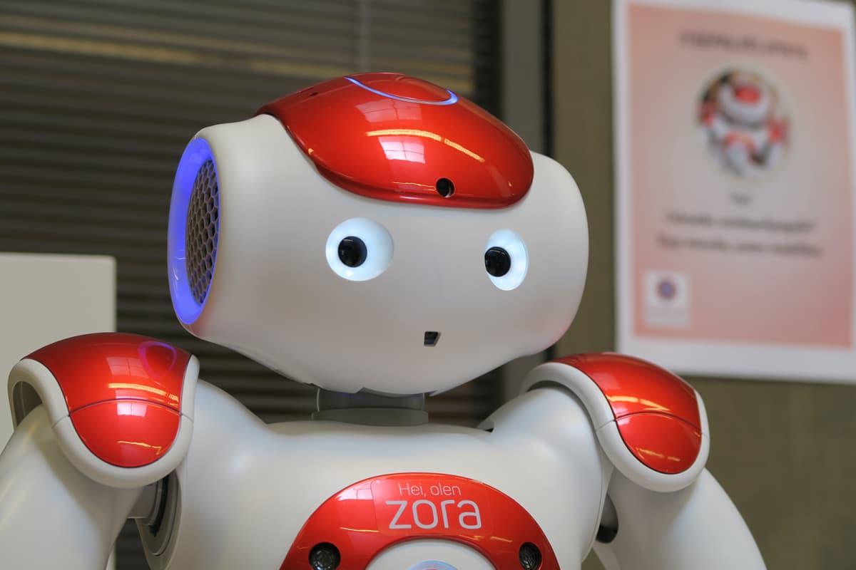 Humanoidirobotti Zora