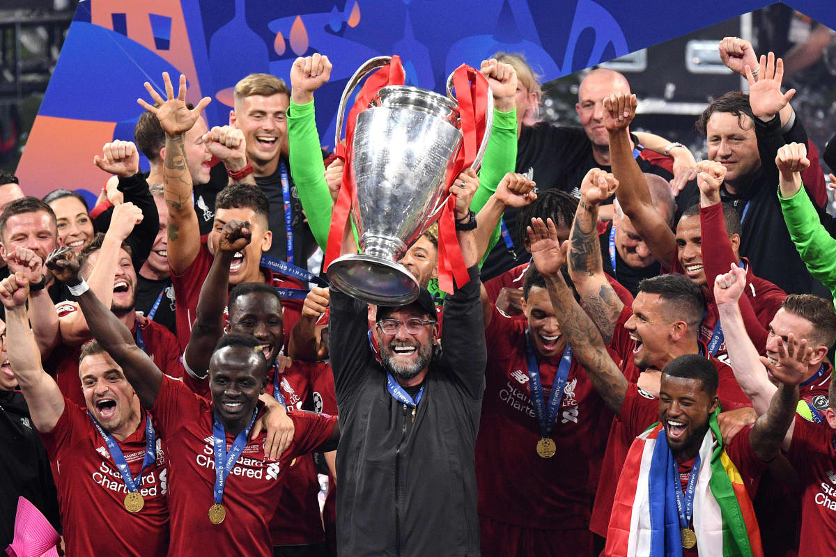 Liverpool 2019, Mestarien liiga