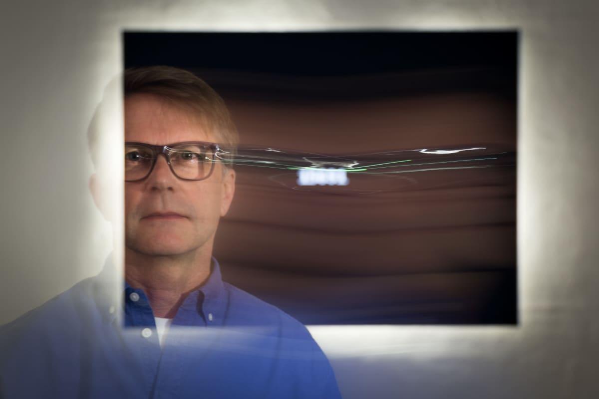 Juha van Ingen videotaiteilija Kiasma gif-animaatio