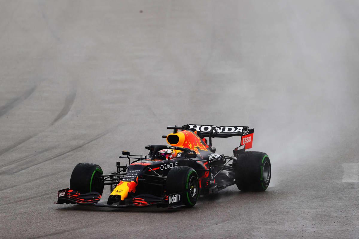 Max Verstappen Venäjän GP