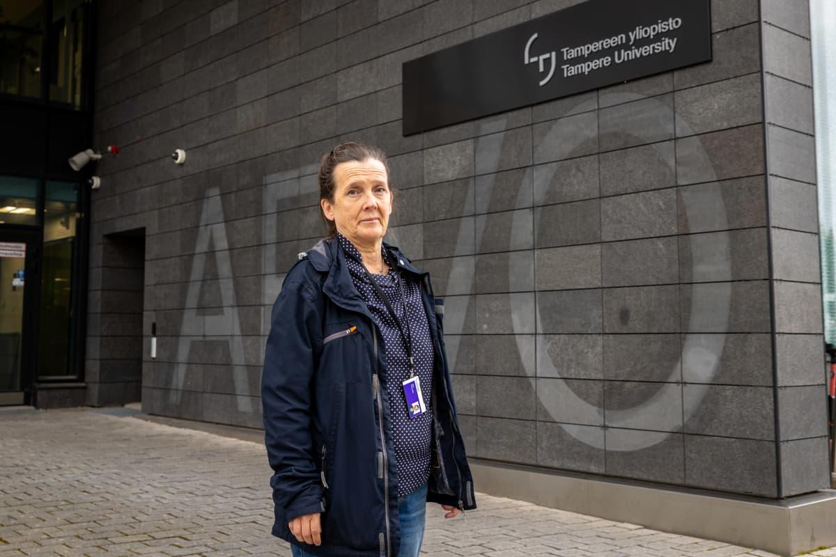 Kansainvälisen terveyspolitiikan professori Tampereen yliopisto Meri Koivusalo