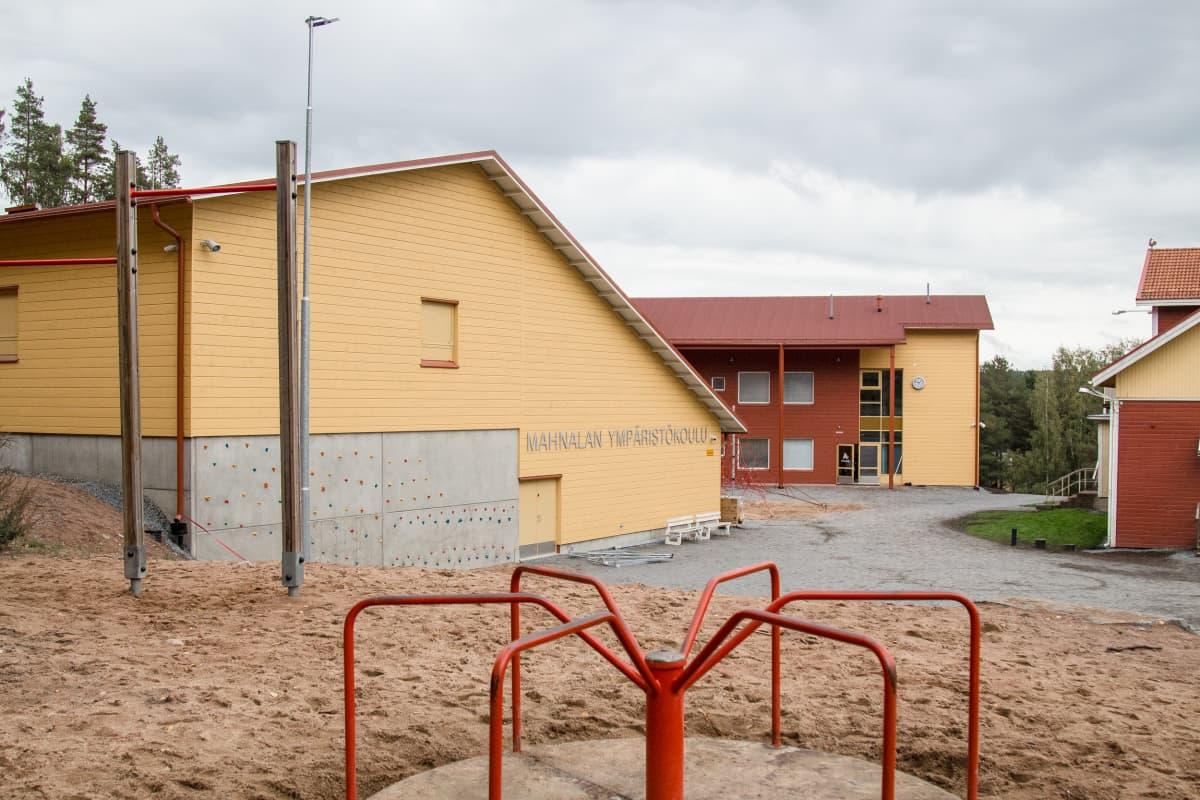 Hämeenkyrön Mahnalan ympäristökoulu