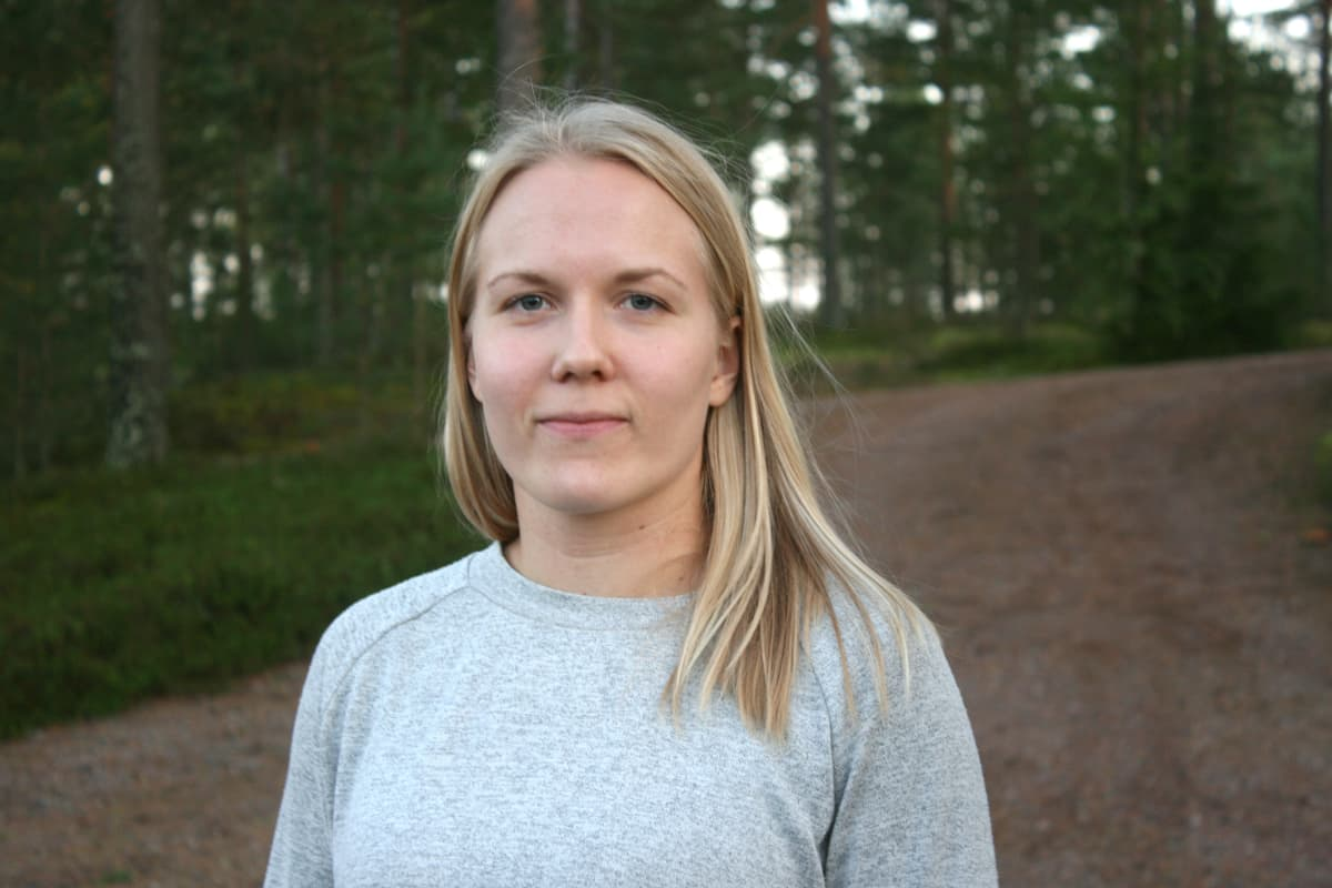 Jenni Poutanen, biologi (Turun Yliopisto)