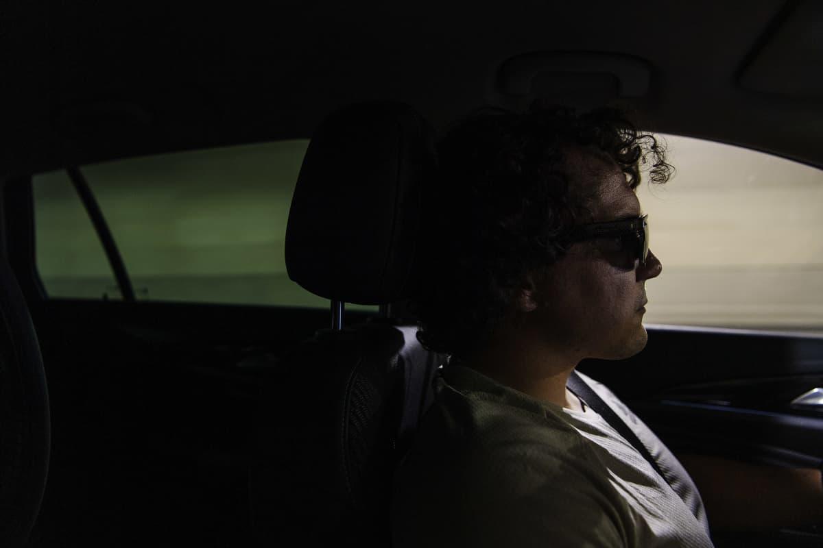 Esa-Pekka Mattila ajaa kotiin.