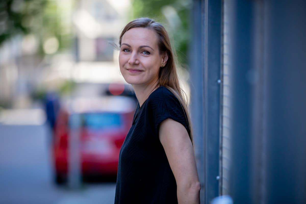Motivan asiantuntija Helena Suomela, Helsinki, 13.6.2018.