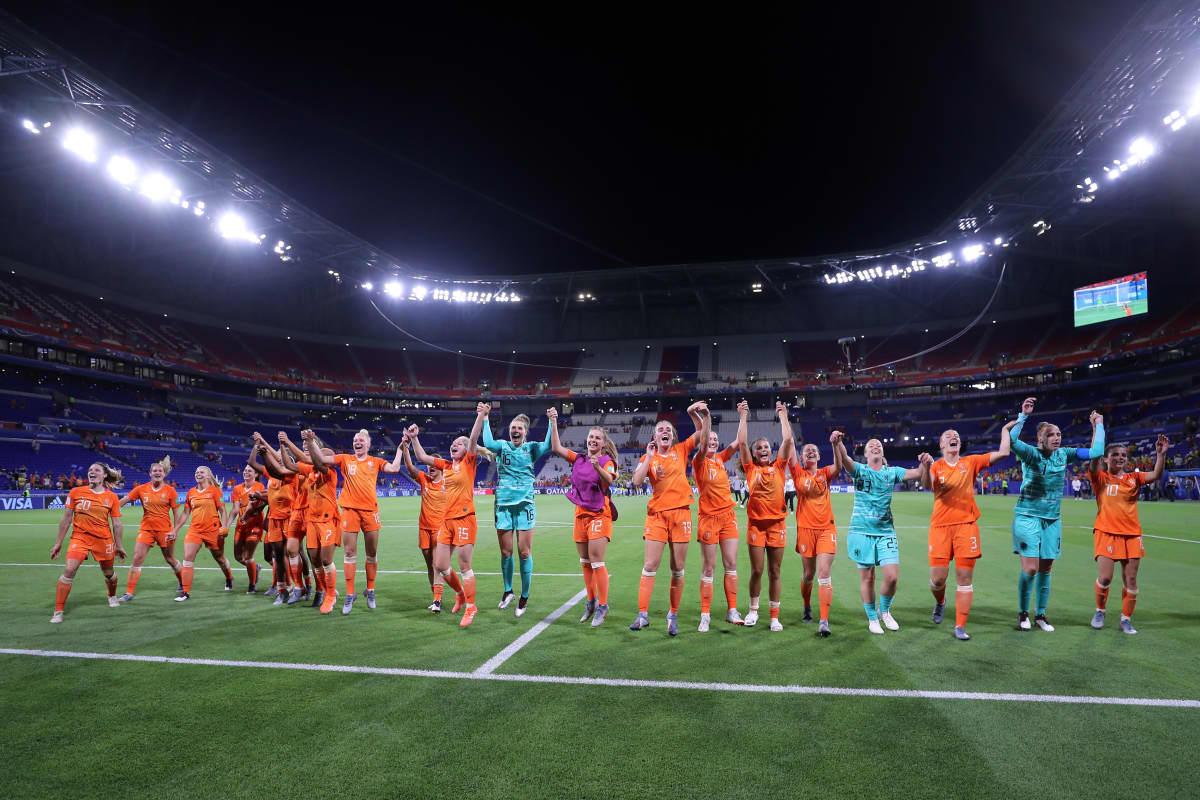 Hollanti MM 2019