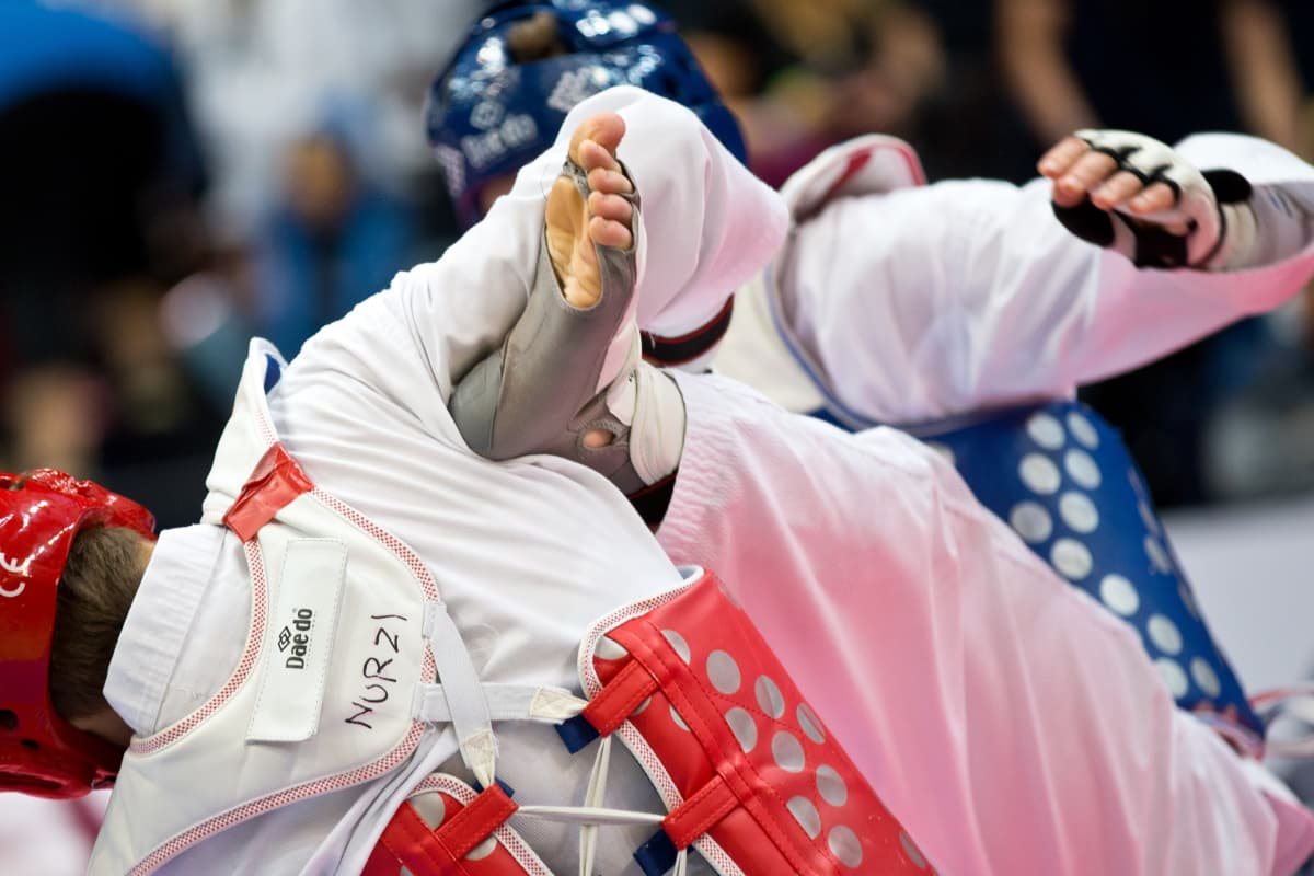 taekwondo yleiskuva