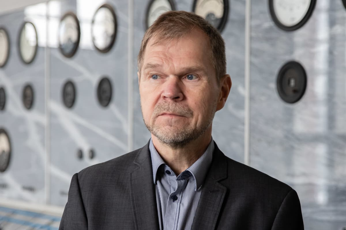 Lappeenrannan Energiaverkot Oy:n toimitusjohtaja Arto Taipale