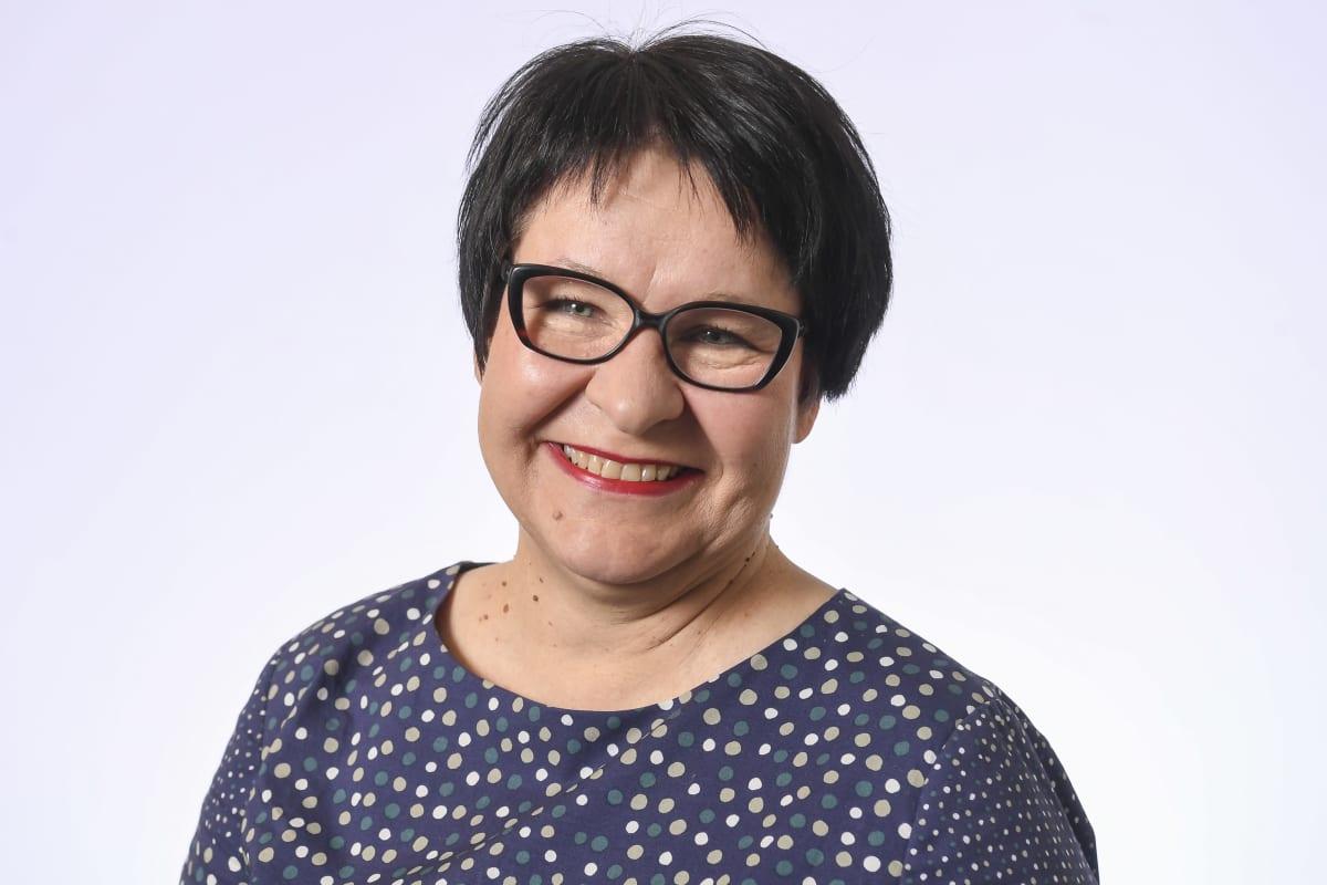 Kansanedustaja Tarja Filatov, SDP.