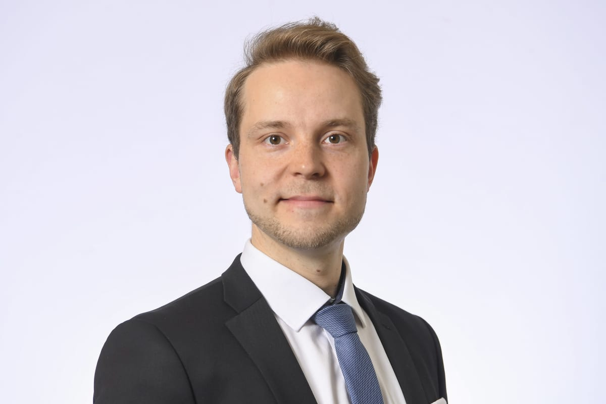 Kansanedustaja Petri Honkonen, Suomen Keskusta.