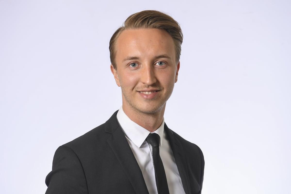Kansanedustaja Ilmari Nurminen, SDP.