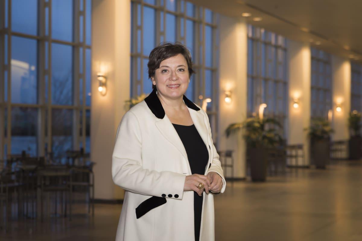 Lilli Paasikivi, taiteellinen johtaja kansallisooppera