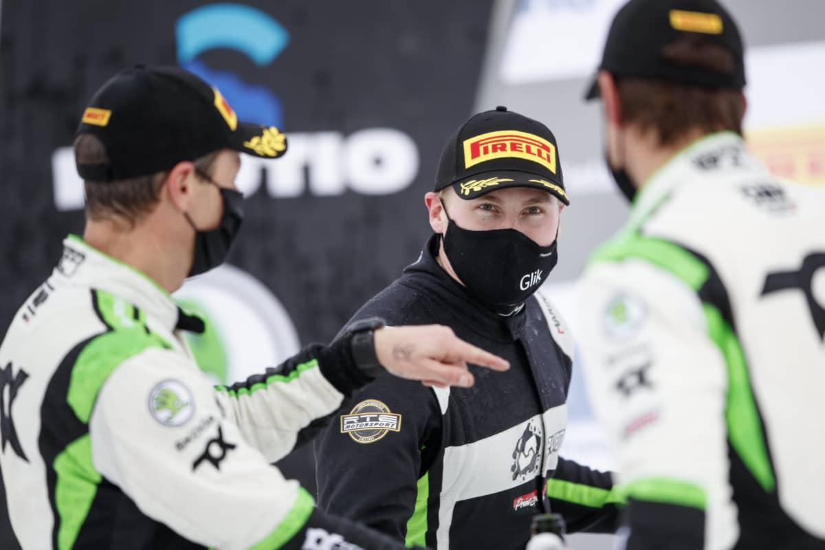 Volkswagenin Esapekka Lappi voitti Rovaniemen MM-rallin WRC2-luokan.